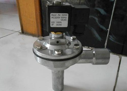 QMFD-100速连式电磁脉冲阀