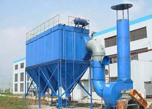 QMC-Ⅰ型脉冲袋式除尘器