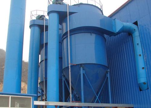 ZC型机械回转反吹扁袋除尘器
