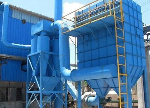 MDC、PDC煤磨防爆防静电袋式除尘器